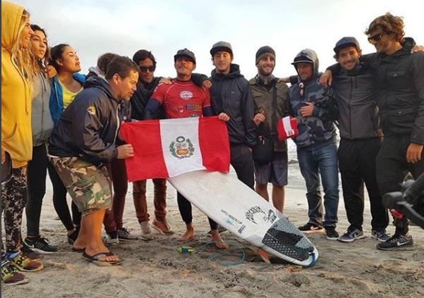 Alonso Correa subcampeón en Héroes de Iquique