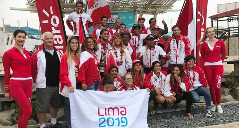 Juegos Panamericanos de Surf 2018 se disputarán en Punta Rocas