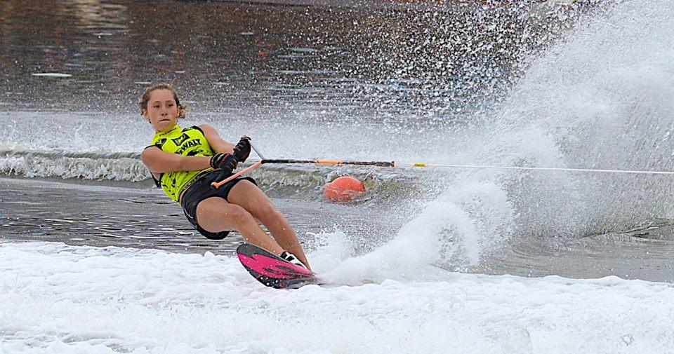 Juegos Suramericanos 2018: Podio para Perú en esquí acuático