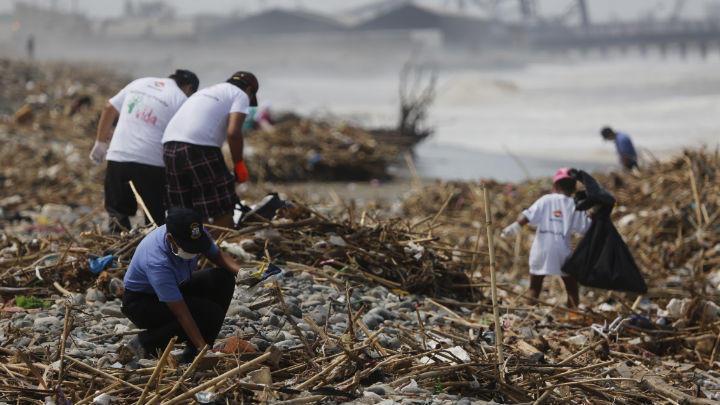 Mar peruano con más basura marina en Sudamérica