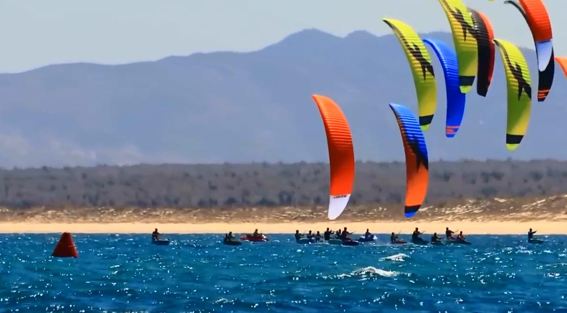 El kiteboarding tendrá su oportunidad en los Juegos Olímpicos de París