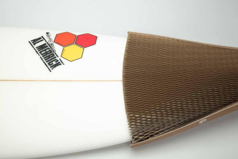 Nuevo sistema inteligente de empaque de tablas