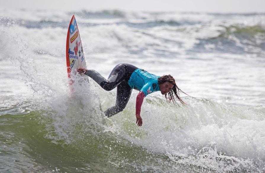 Peruanas alistan participación en los Cabos Open of Surf 2018