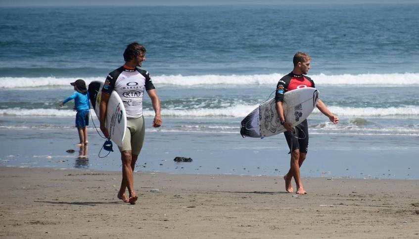 Circuito Nacional de Surf anunció segunda etapa con tres fechas en el Norte del país