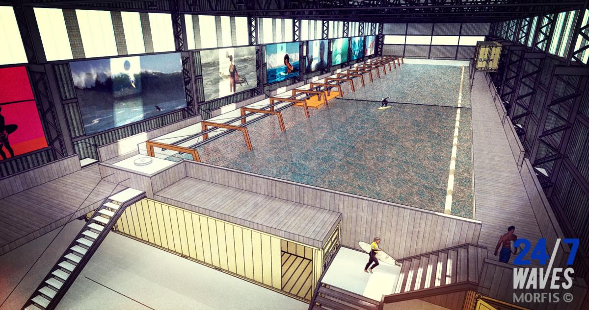 """Holanda quiere subirse a la ola y prepara su primera piscina """"indoor"""""""
