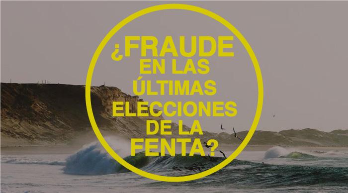 ¿Fraude en la últimas elecciones de la FENTA?