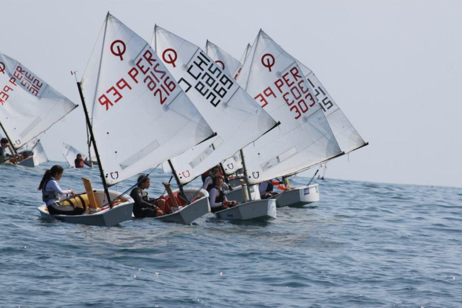 Equipo peruano de vela se prepara para mundial de Chipre