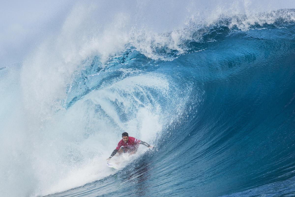 Conoce a los adversarios para el Tahiti Pro Teahupoo