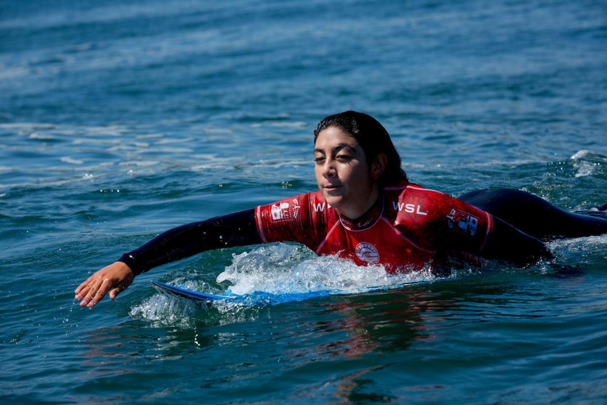 Daniella Rosas va dejando todo listo para su participación en QS de Estados Unidos