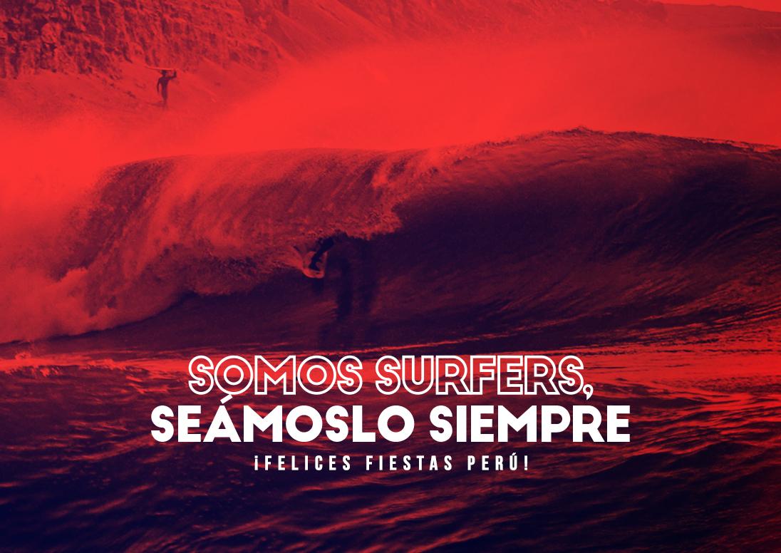[video] Un homenaje por el amor a nuestro Perú y sus olas