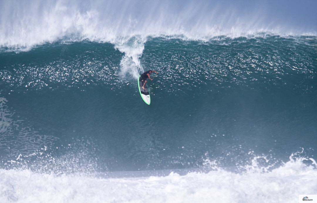 [PORTADA] Barto Ceruti y toda la destreza del SUP Surfing en Puerto Escondido