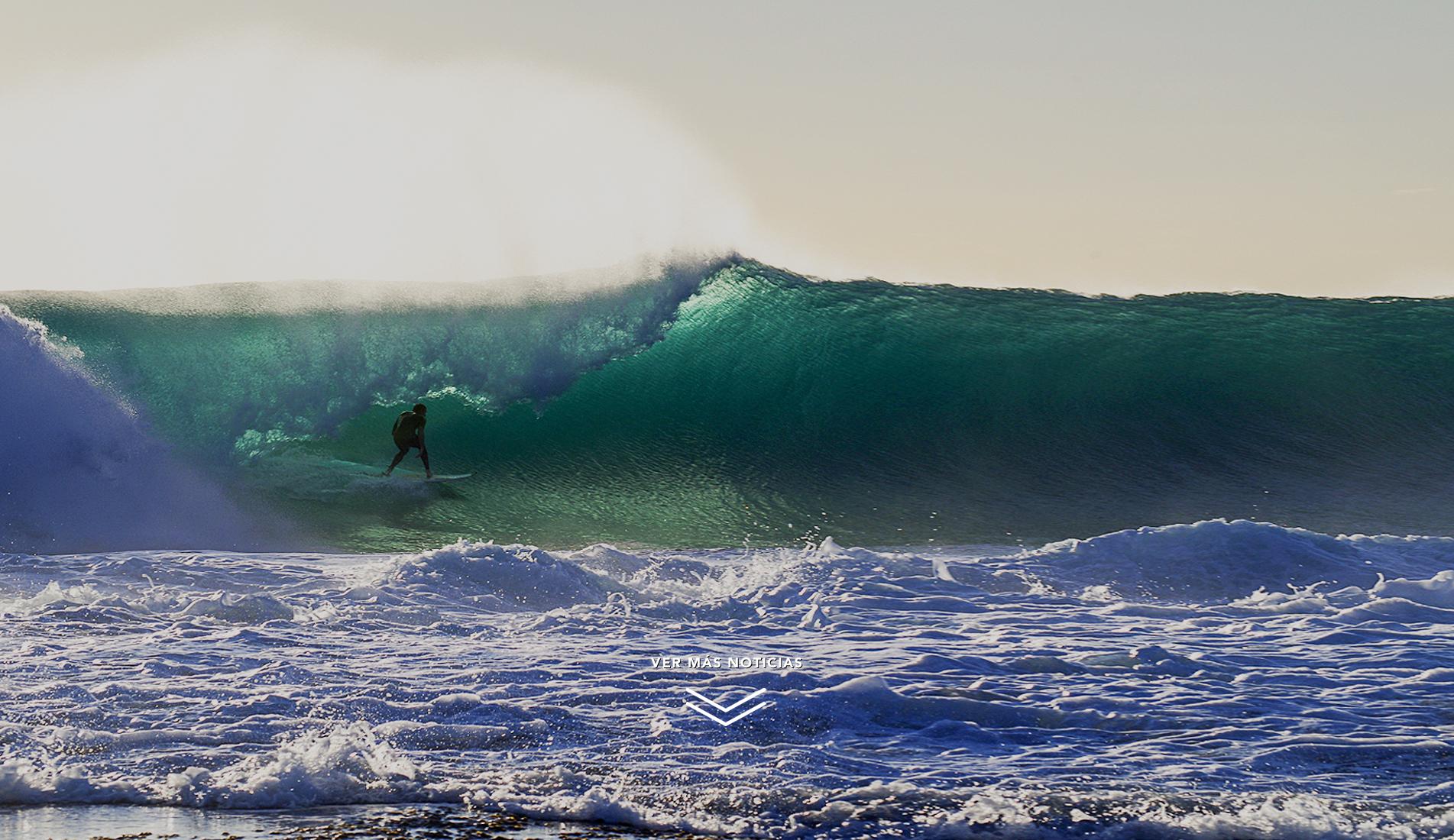 Si pensabas que Grecia no tenía buenas olas, estabas totalmente equivocado
