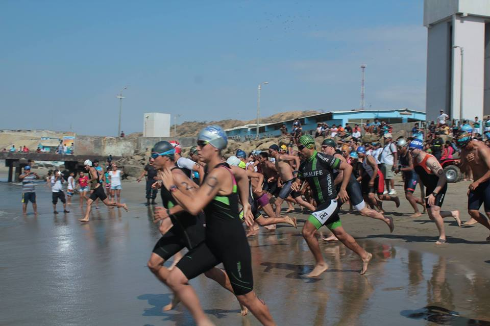 Triatlon Punta Sal 2018
