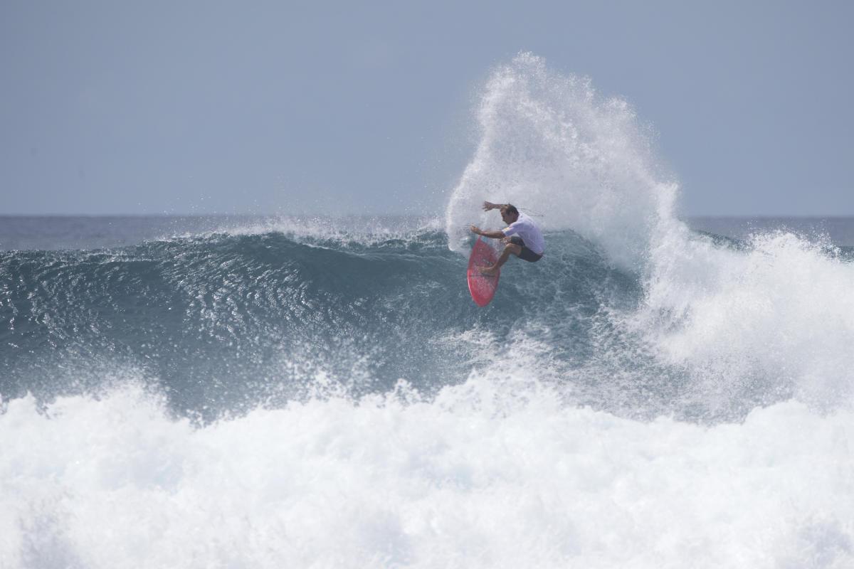 Josh Kerr vence en Las Maldivas
