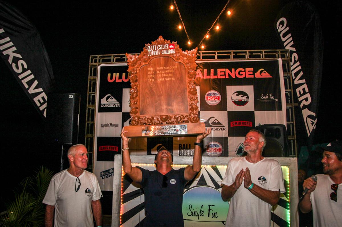 El Uluwatu Challenge 2018 se queda en Bali