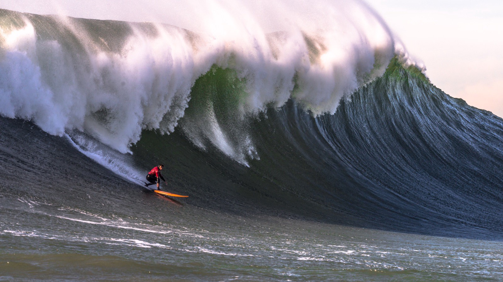 Circuito Mundial De Surf : Mavericks regresa al calendario mundial de olas grandes olas perú