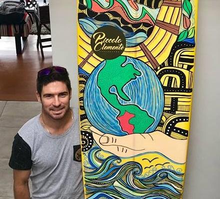 Vota por Piccolo Clemente Surfboards en concurso internacional de arte