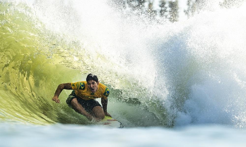 El Surf Ranch Pro en su recta final