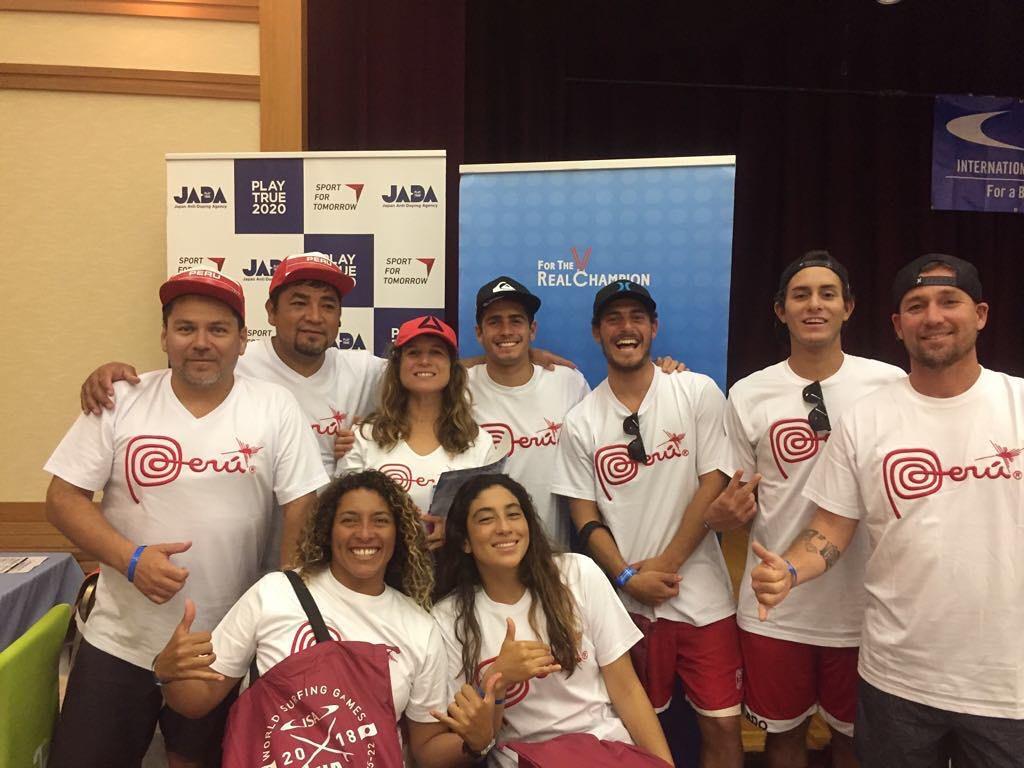 ANÁLISIS: Team Perú de cara al mundial ISA de Japón