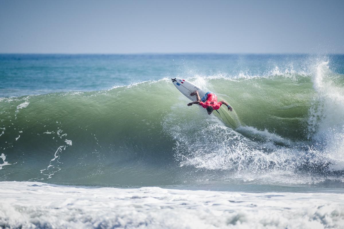 World Surfing Games: Peruanos dan el primer paso y ya están en ronda dos