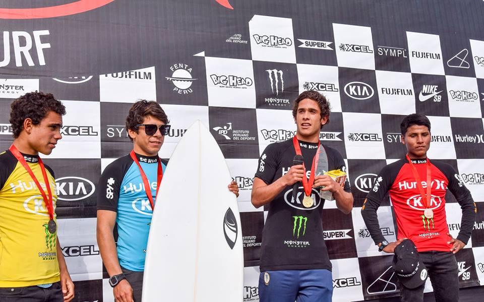 Juniors definieron la 3ra fecha del circuito nacional en Huanchaco