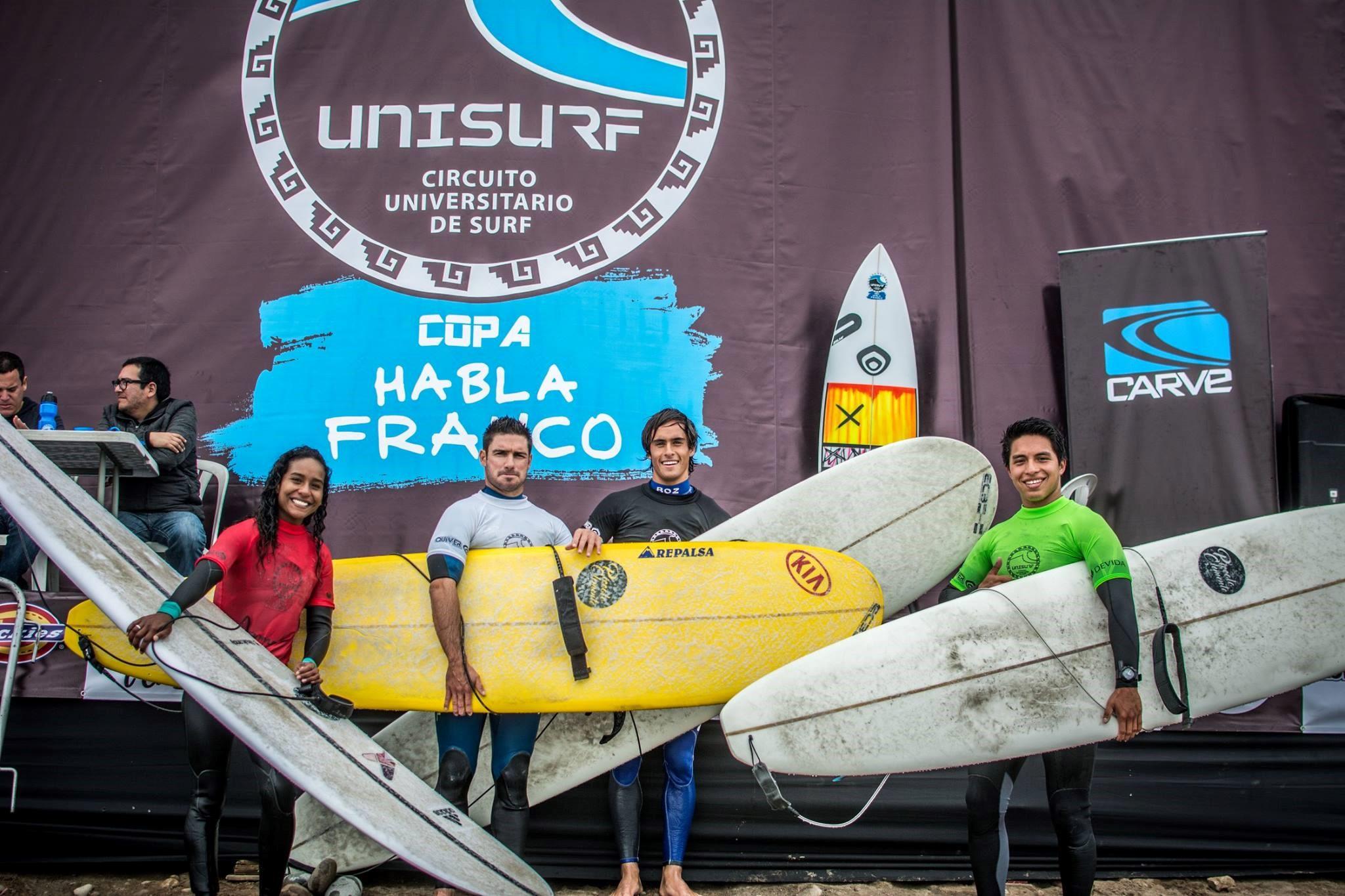 2da Fecha del Circuito Universitario de Surf – UNISURF 2018