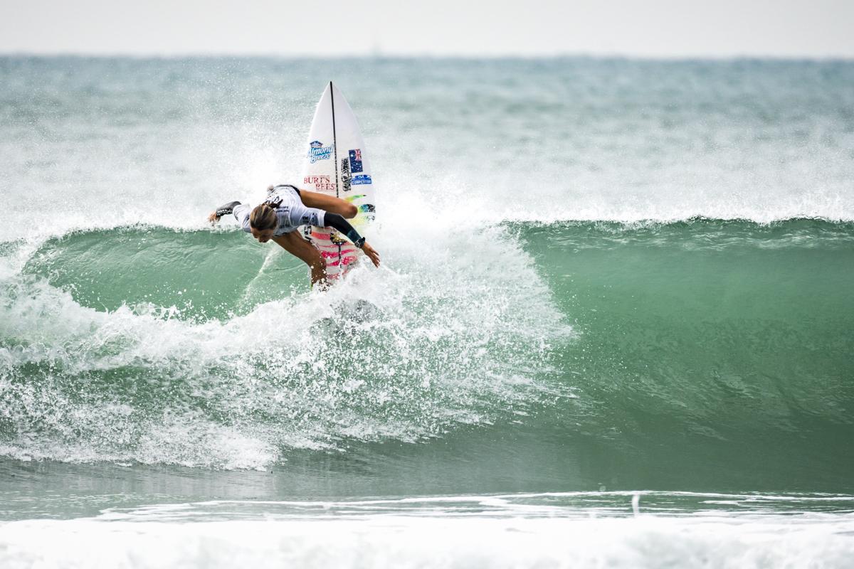 Mujeres decidirán el campeón por equipos del ISA World Surfing Games 2018