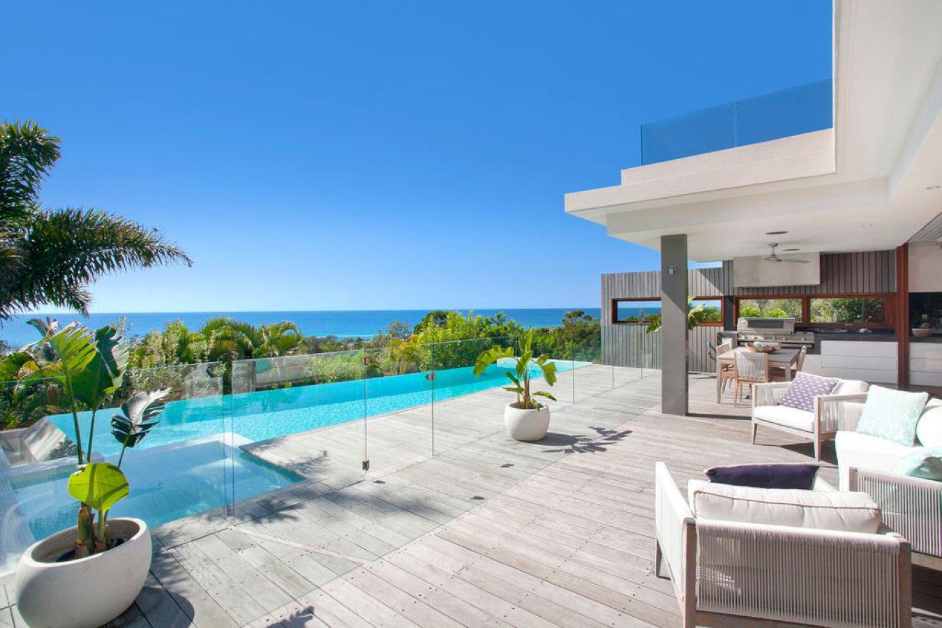 Julian Wilson vende su espectacular mansión de Queensland