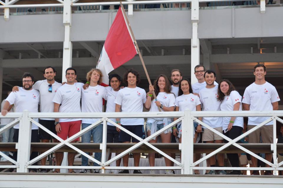 Veleristas peruanos presentes en mundial de Sunfish 2018