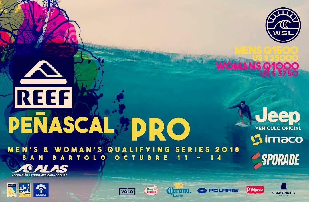 Este jueves jornada mundial de surf en San Bartolo