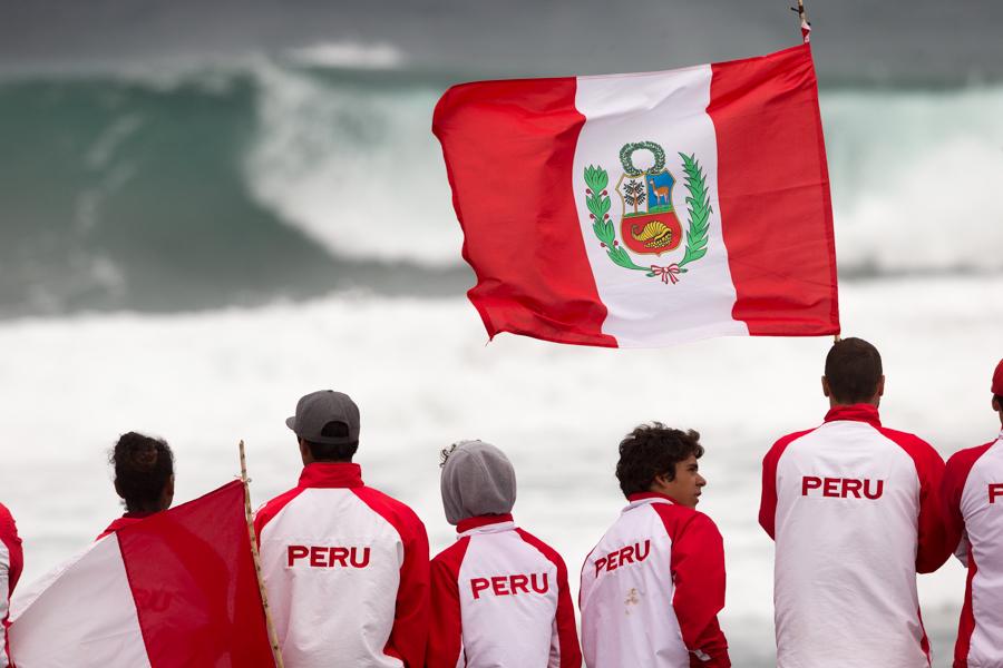 Este es el equipo peruano Junior que viajará al mundial ISA en Huntington Beach