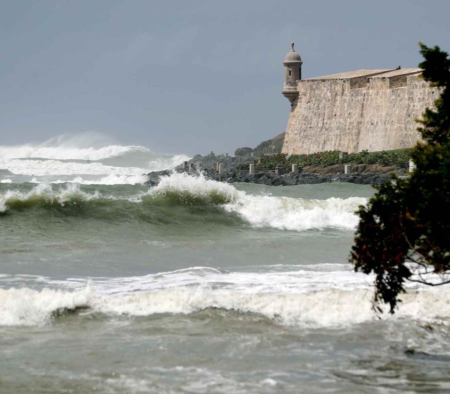Portugal: Así fue el paso del huracán Leslie