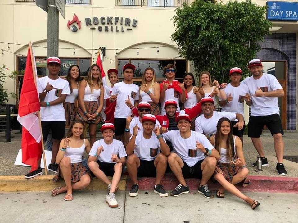 Mundial Junior ISA: Perú culmina en el puesto 11