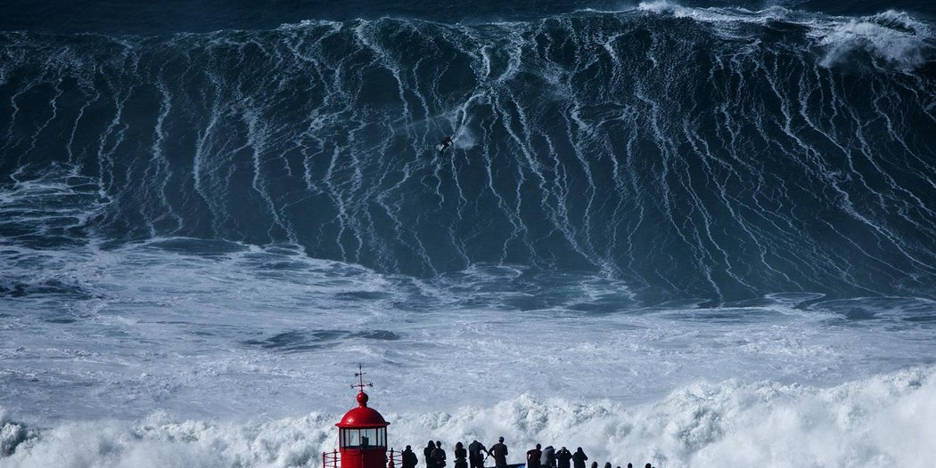 Estos son los nominados a la ola más grande del 2018