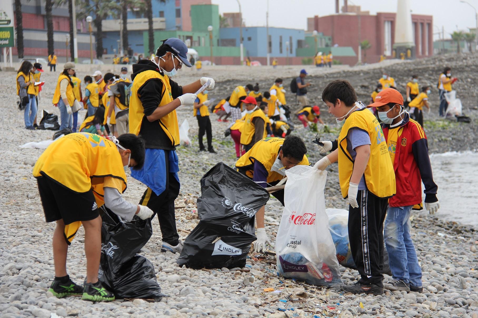 Este sábado evento voluntario de limpieza de playas