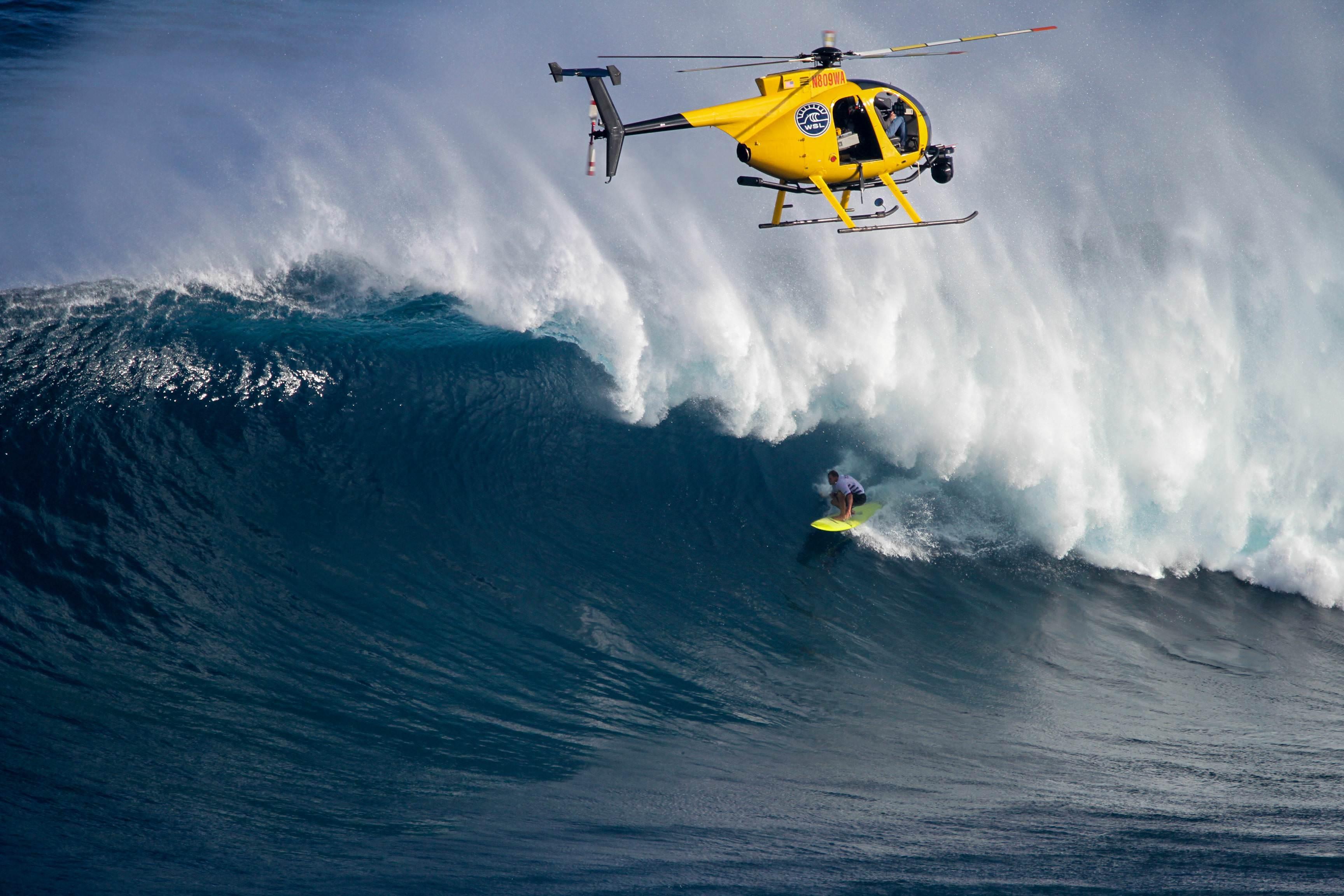 Jaws Challenge: Alerta amarilla para este lunes o martes