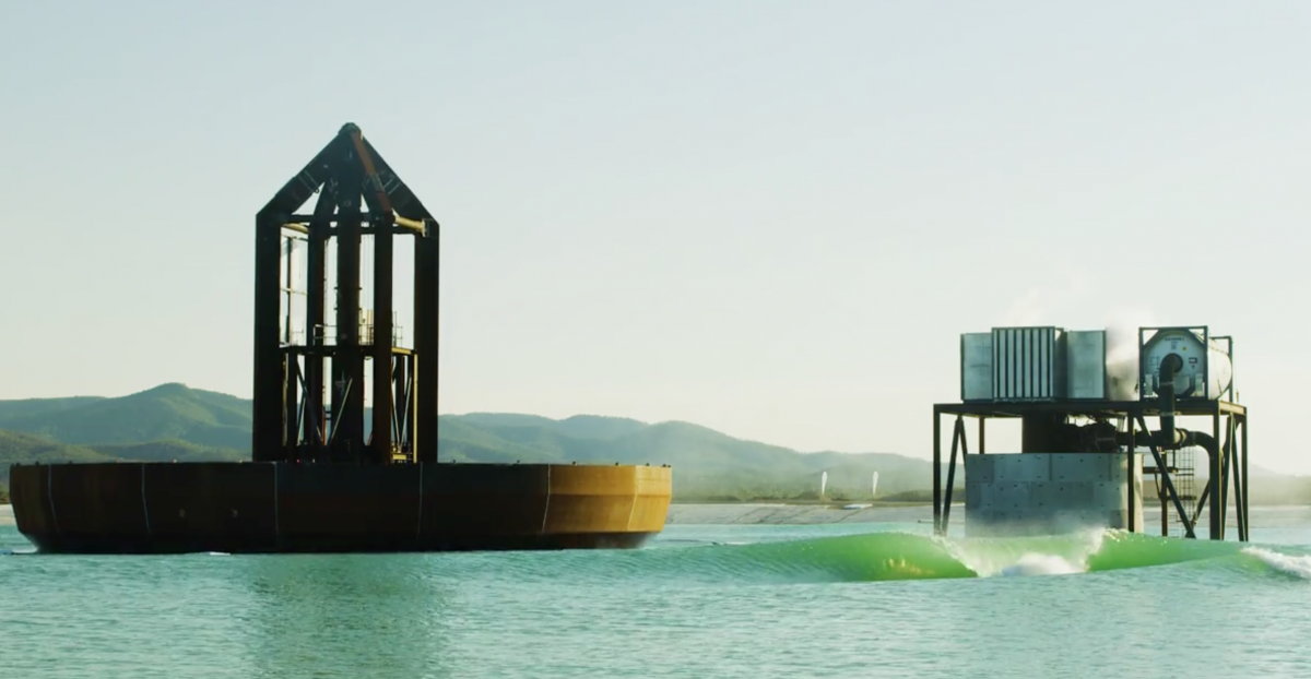 Surf Lakes se prepara para llegar a Estados Unidos, Inglaterra, España y Brasil