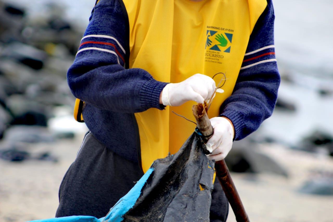 Eliminan toneladas de plástico que contaminaba playas y riberas de Lima y provincias