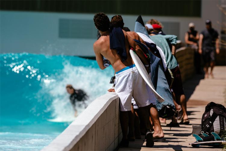 Londres tendrá su propia piscina de olas