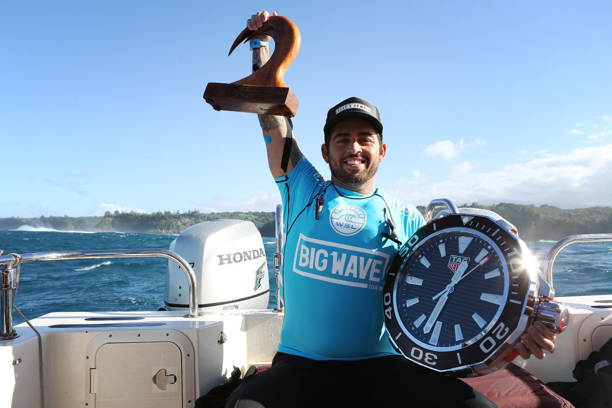 Billy Kemper vuelve a ganar en Jaws