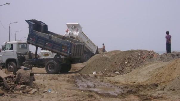El mar como vertedero: Indignante contaminación en Magdalena del Mar