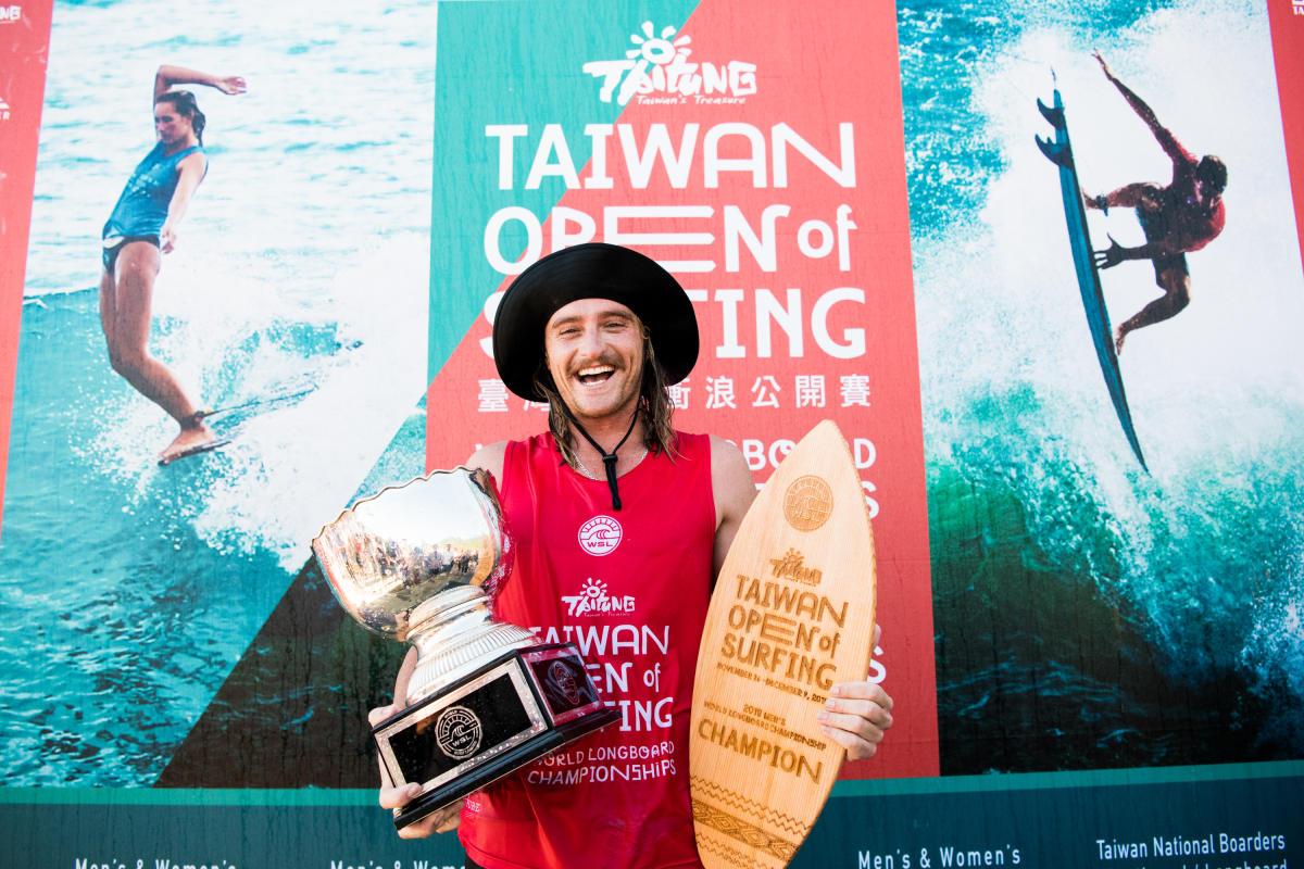 Título Mundial de Longboard se va para Sudáfrica