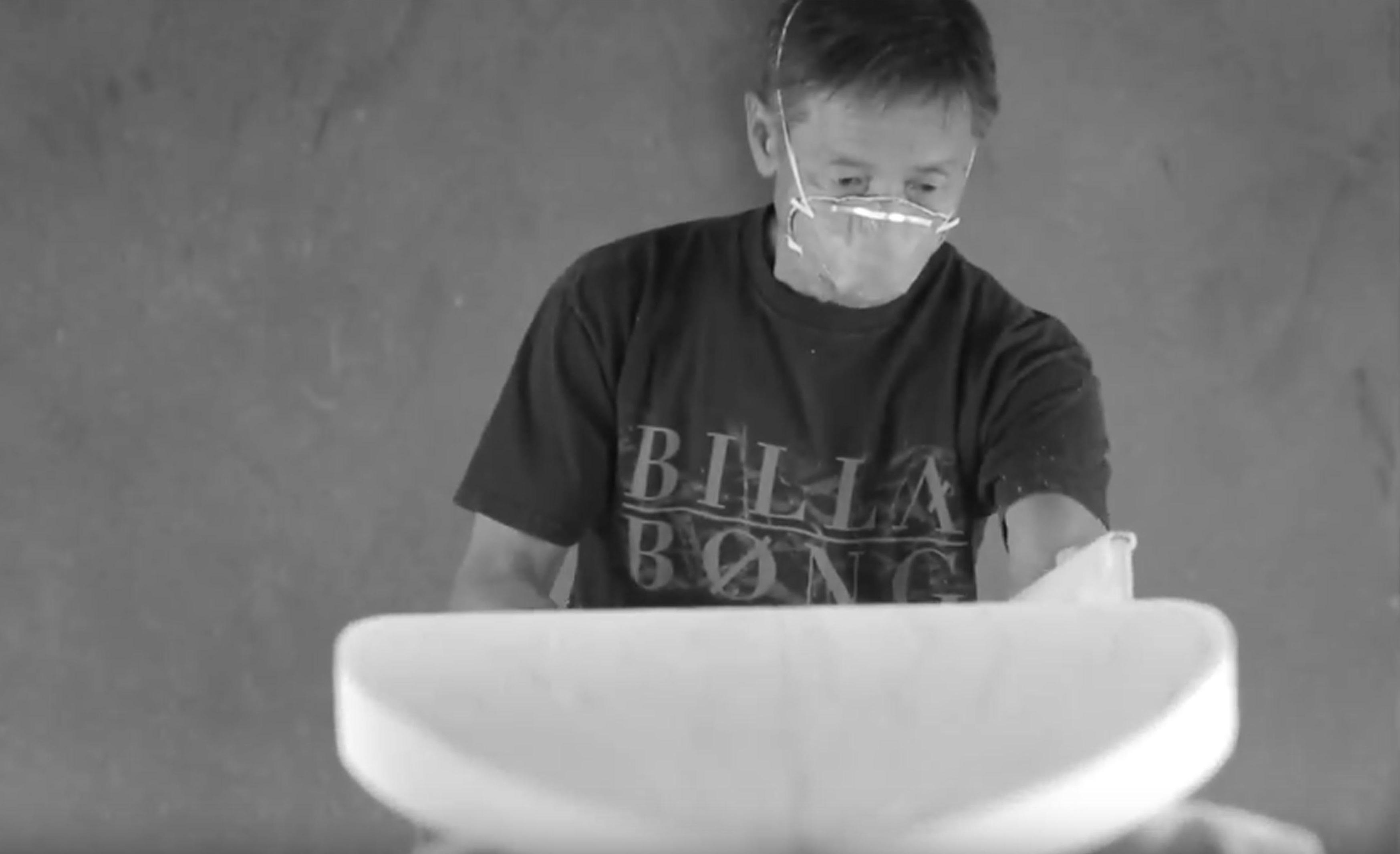 Glenn Minami en Klimax Surfboards hasta el 13 de diciembre