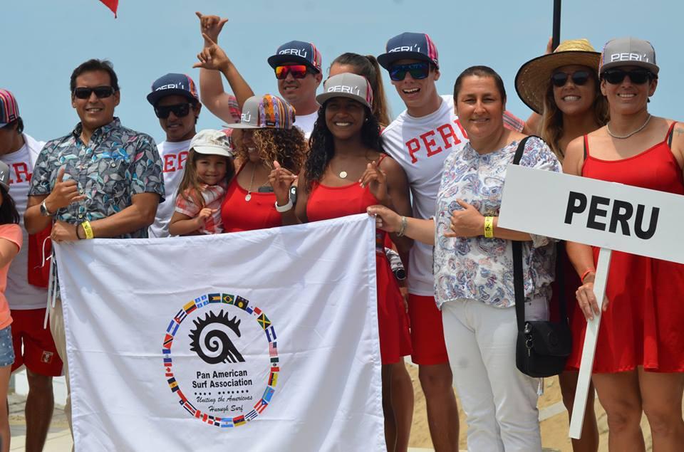 Perú obtiene su cuarto título Panamericano de Surf
