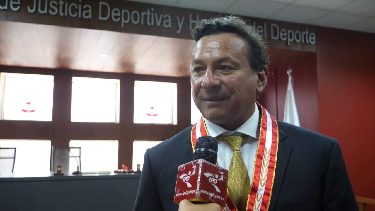 José Mario Escudero es el elegido presidente del Consejo Superior de Justicia Deportiva