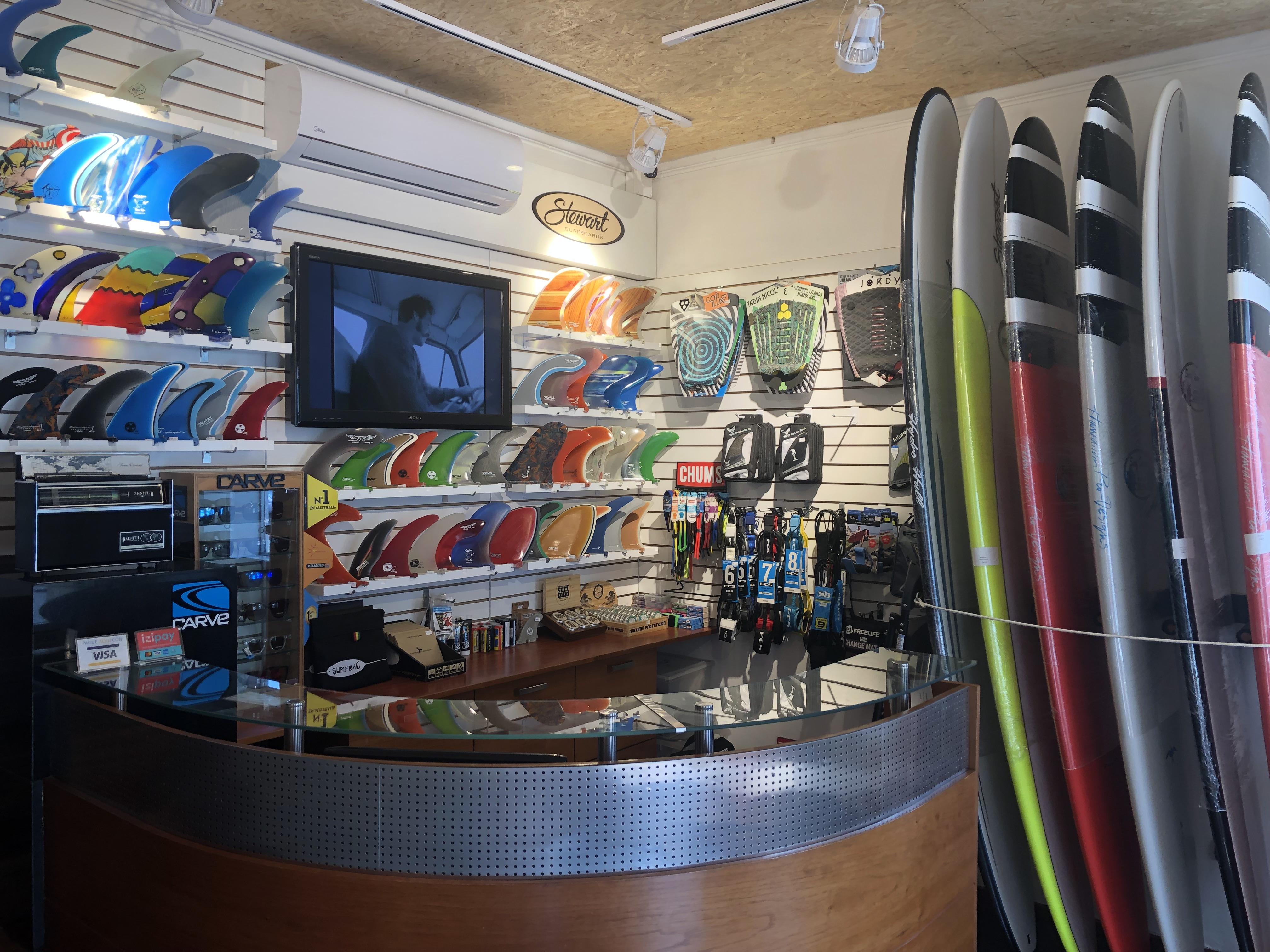 El concepto detrás de Surf Masters Perú