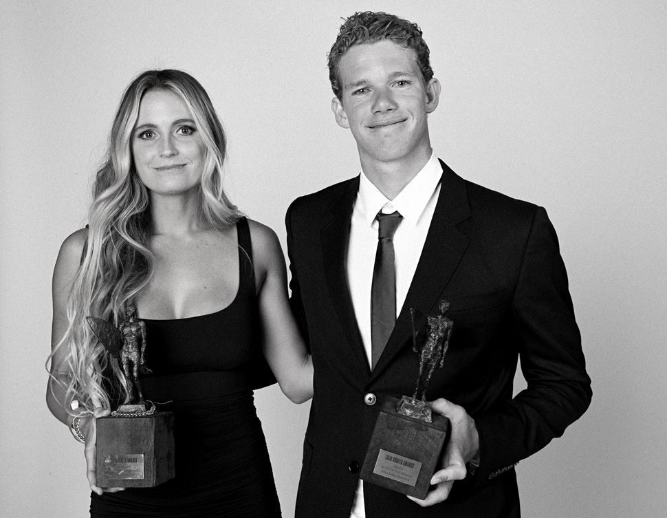 Surfer Awards 2018: Florence y Alana Blanchard los preferidos del público
