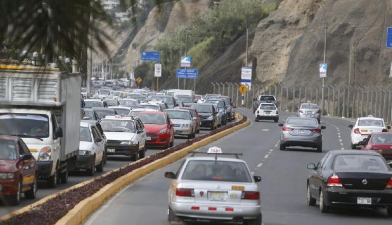 Estas son las rutas alternas del plan de desvío por obras en la Costa Verde