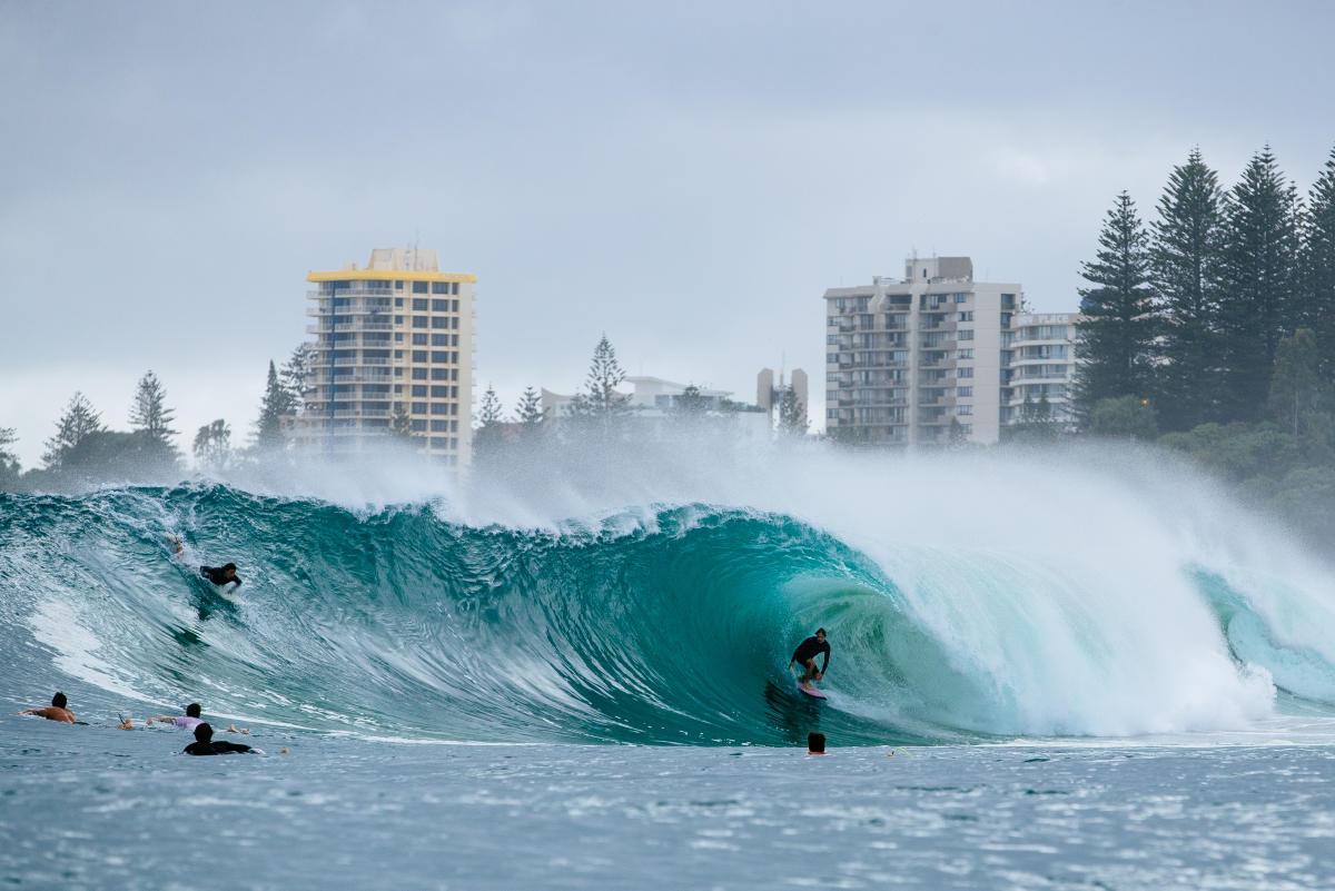 Habrá Quiksiler Pro Gold Coast hasta el 2021