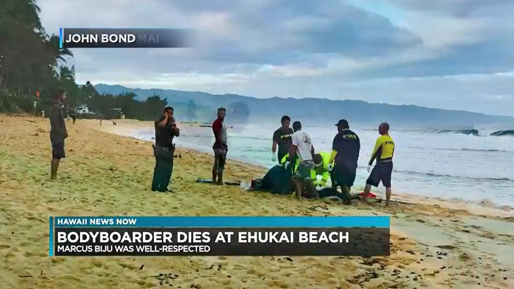 Dos brasileños mueren surfeando en Hawái